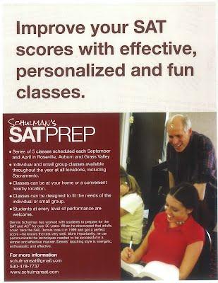 Schulman's SAT PREP